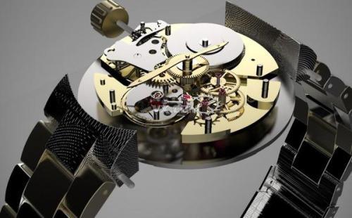机械手表的零部件尺寸检测标准