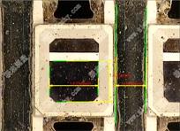 五金冲压件测量实例