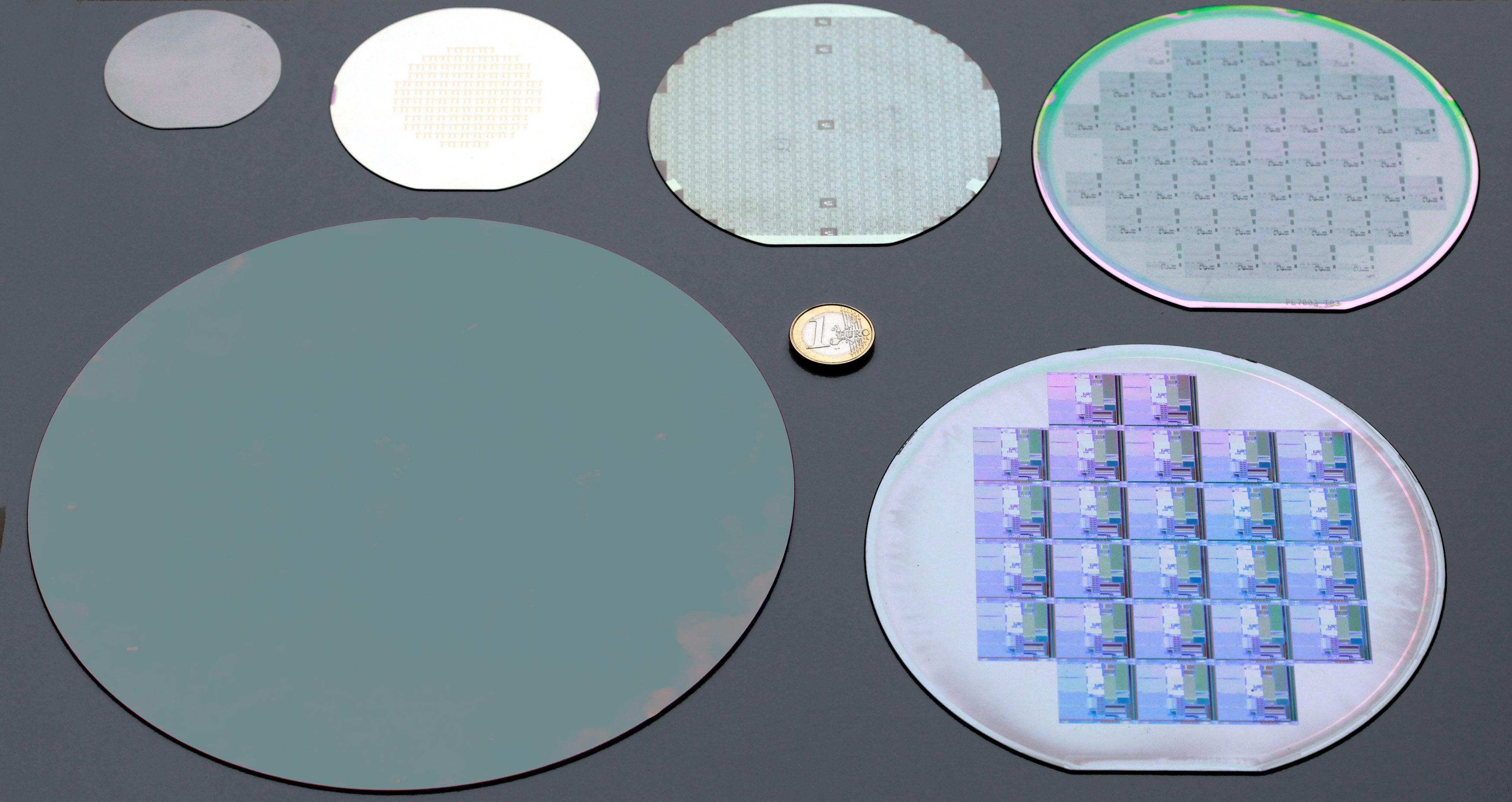 激光测量晶圆厚度,持续壮大集成电路