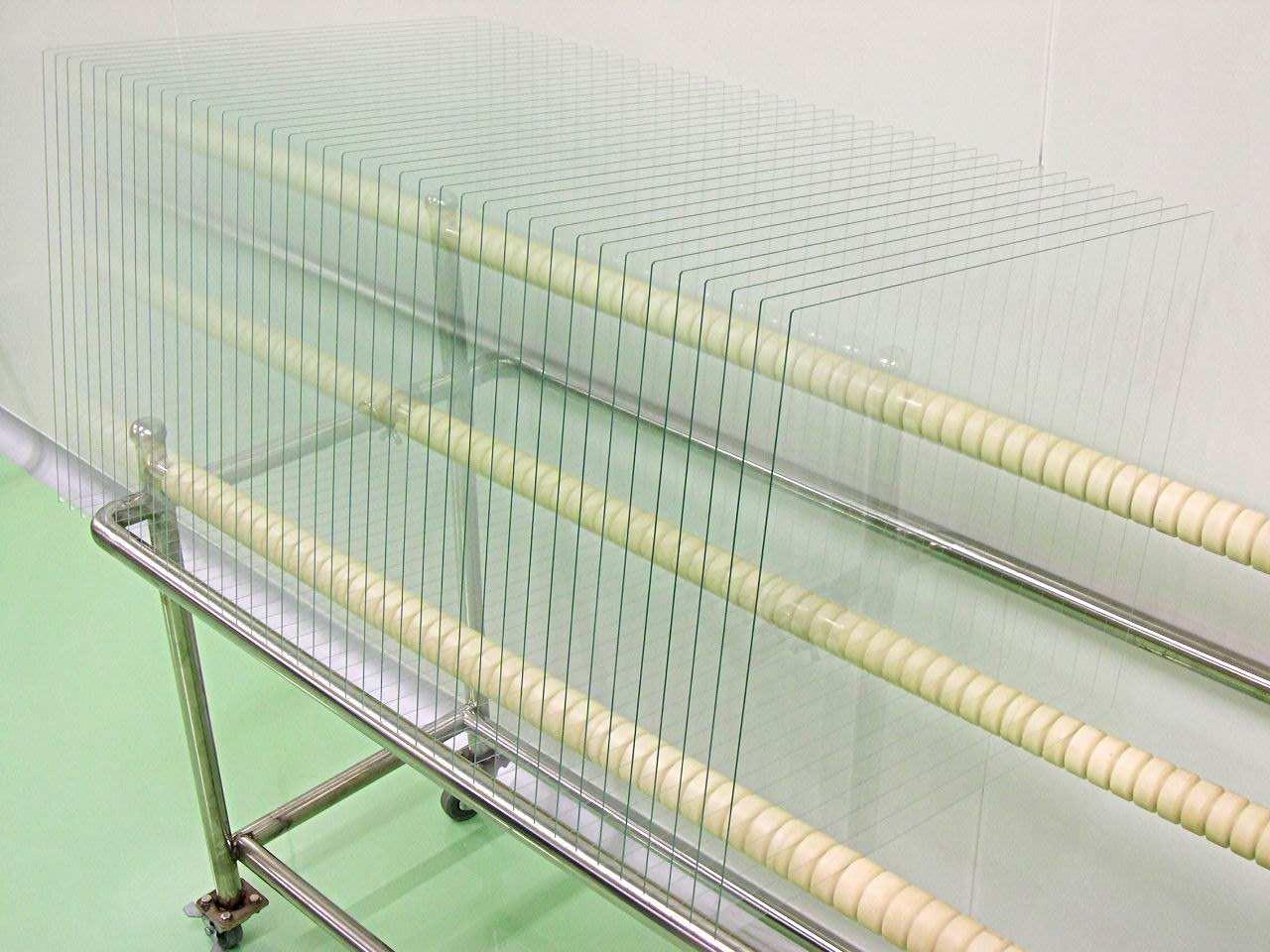 用什么测量ITO导电玻璃平整度又快又精确?