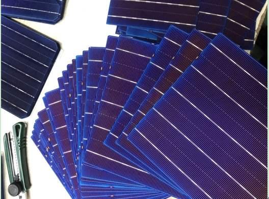 单/多晶硅太阳能电池片平面度高精度测量