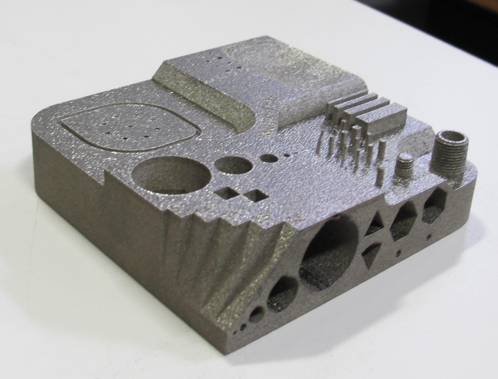 3D打印零部件精度应该怎么测量?高精度测量还看极志