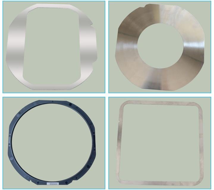 测量晶圆贴片环平面度,守住晶圆安全的后一道防线