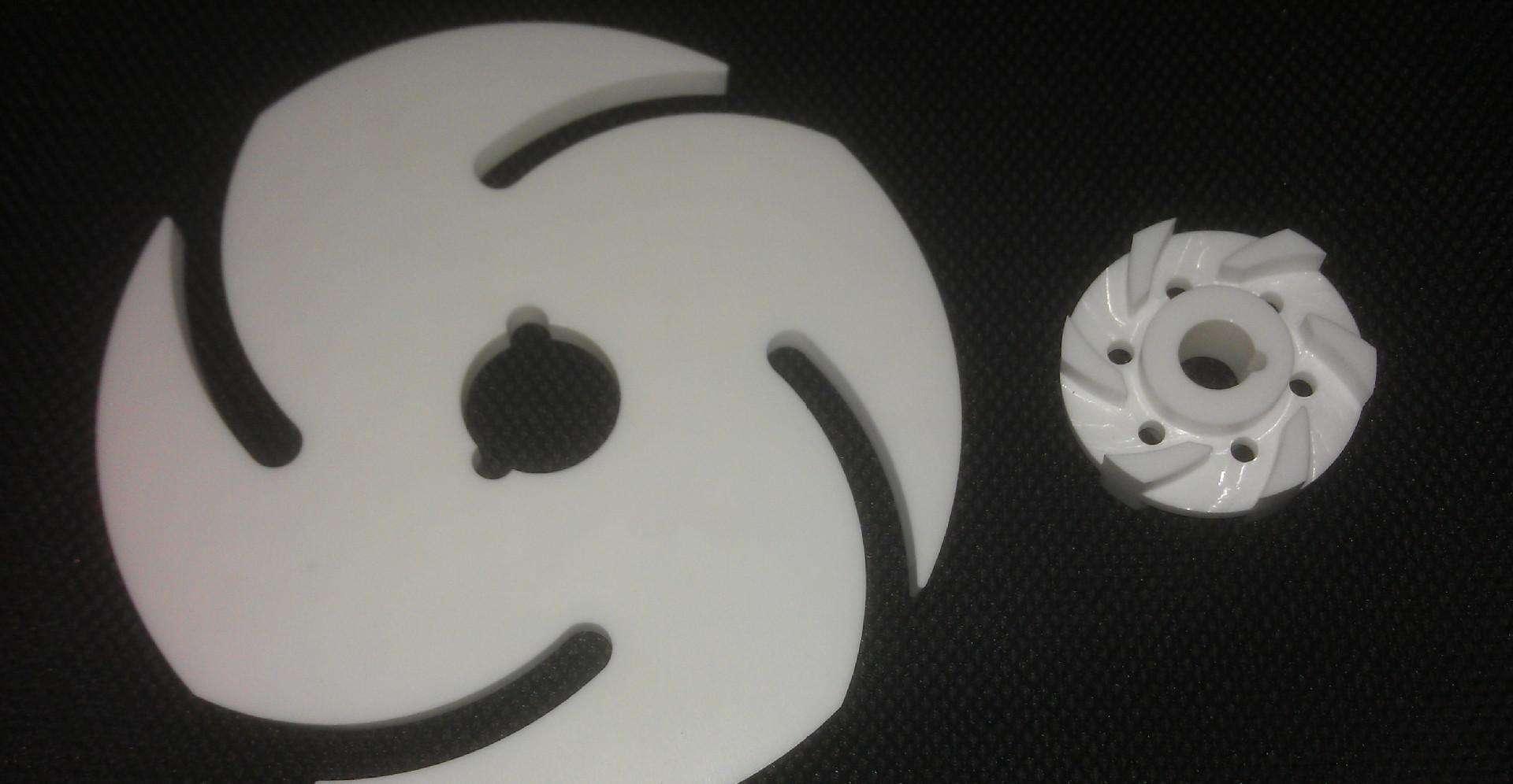 无损测量陶瓷外观尺寸,高精度保证零件功能性不受破坏