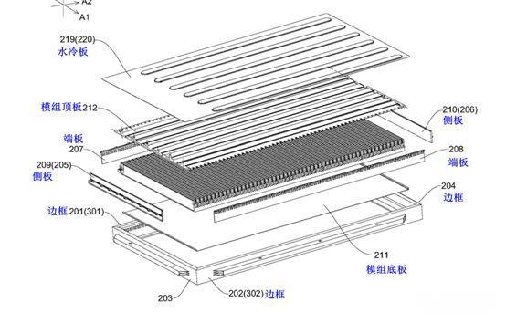 极志高精度测量电池包平面度,各类大面积工件同样适用