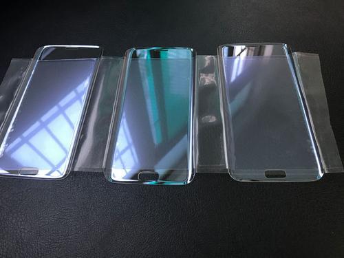 高精度测量手机曲面屏玻璃其实不难