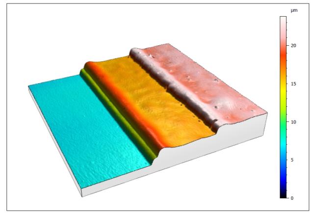高精度测量玻璃油墨厚度,快速提升产品品质