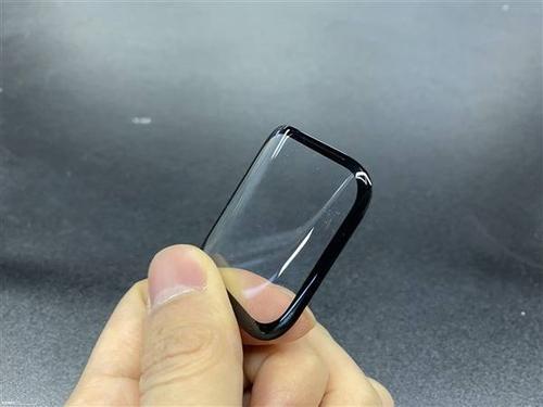 智能手表玻璃盖板平面度批量测量