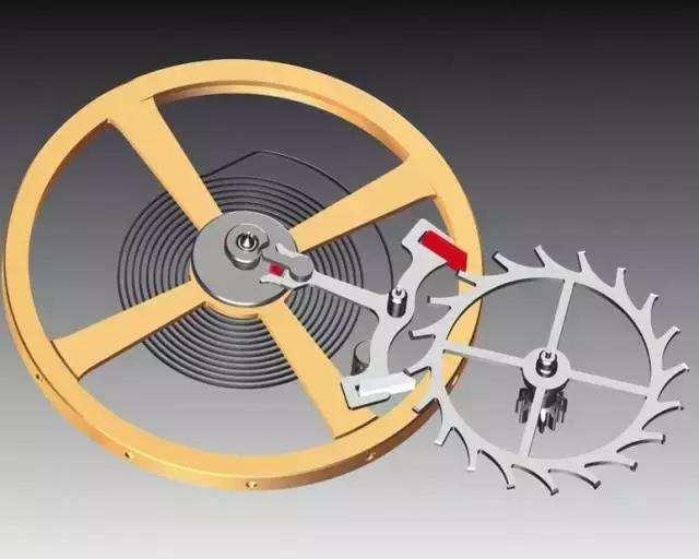 手表零件摆轮游丝高精度测量,匠心与现代科技相并行