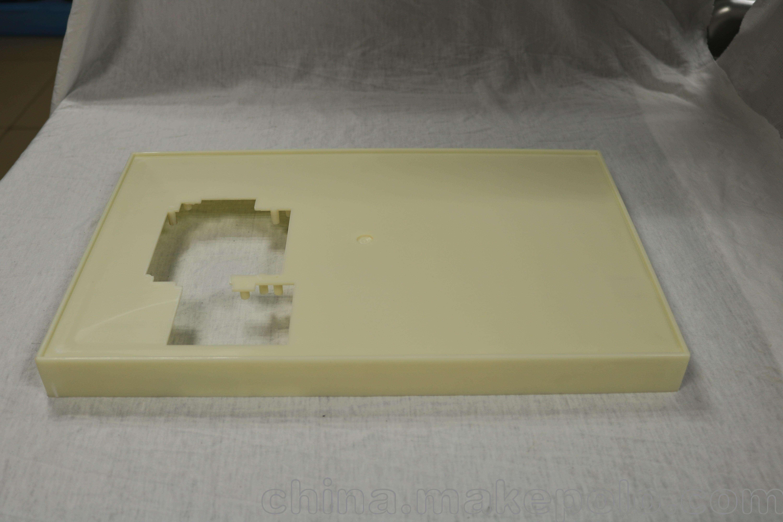 塑料工件测量平面度的方法,不会刮花不怕变形