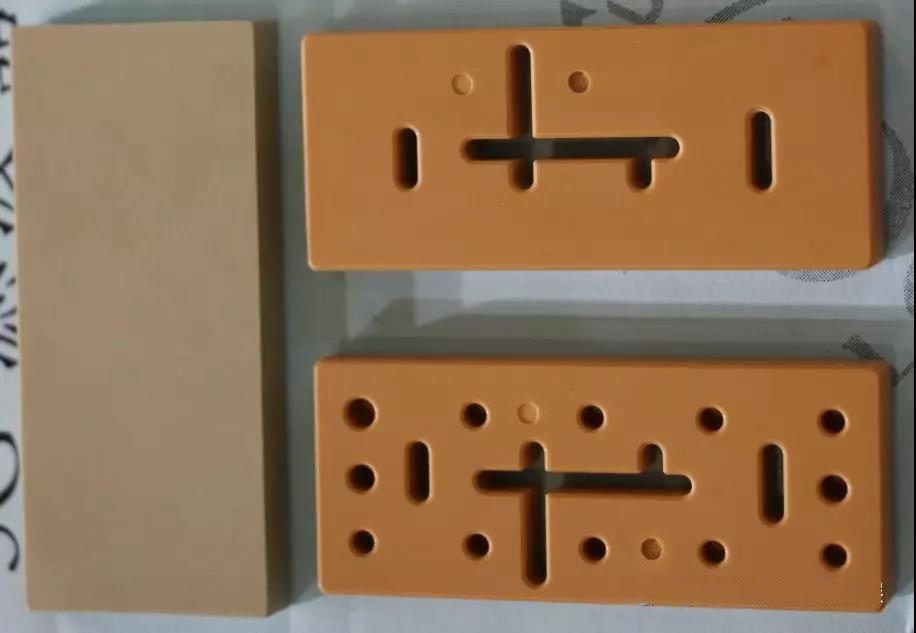 极志测量陶瓷介质滤波器基体平面度,高精度保留表面形貌