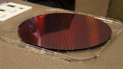 快速检测晶圆表面瑕疵,可配合流水线在线检测