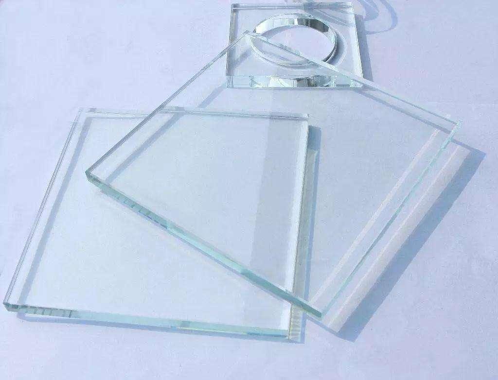 激光测量双面光伏玻璃平面度
