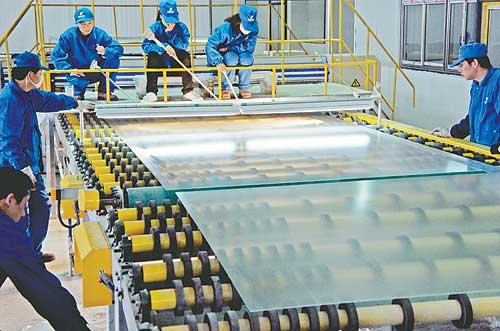 大型光伏玻璃平面度测量,高效率完成同类大型工件测量