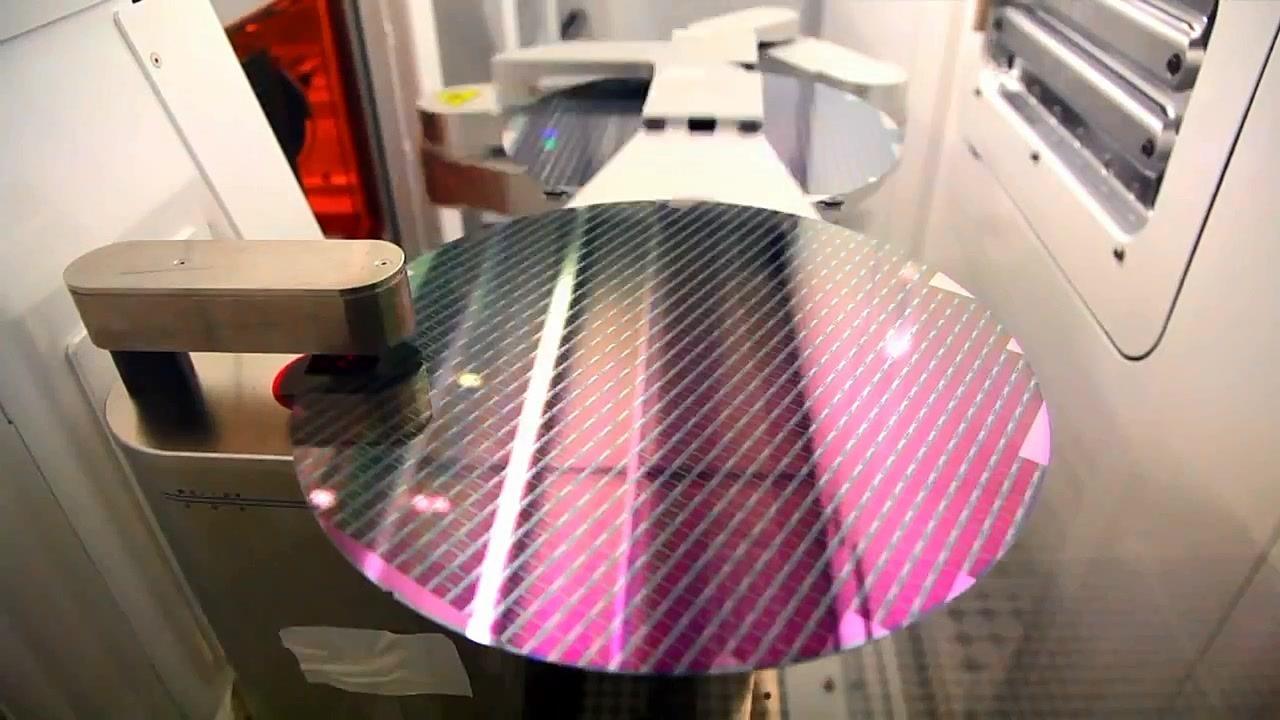 晶圆表面光洁度检测,流水线自动完成不费眼