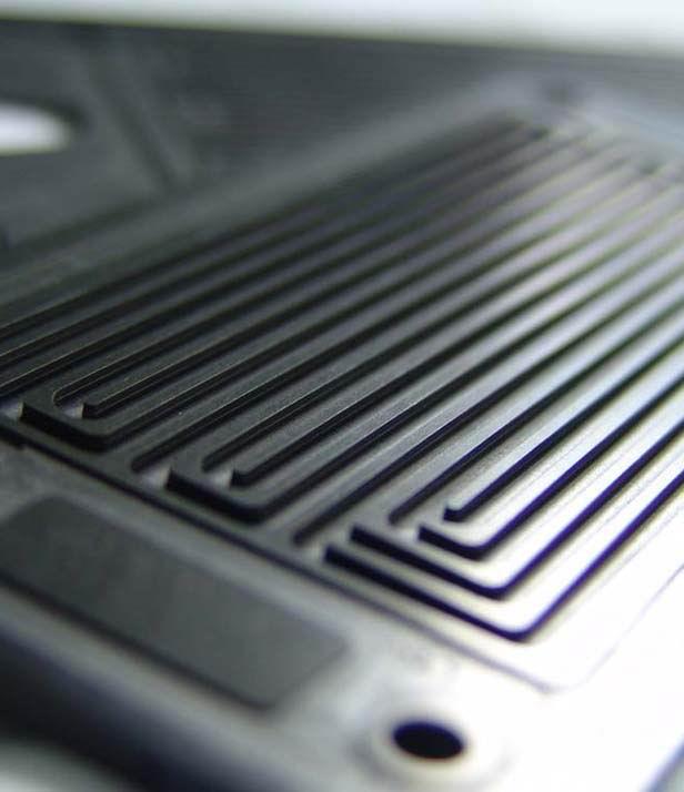 双极板激光测量机,无损快速完成双极板各项检测