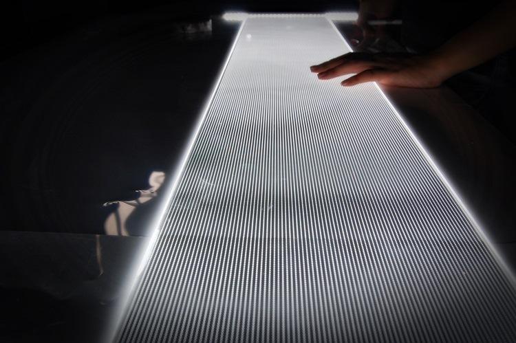 导光板尺寸快速测量,异形板全检的测量利器