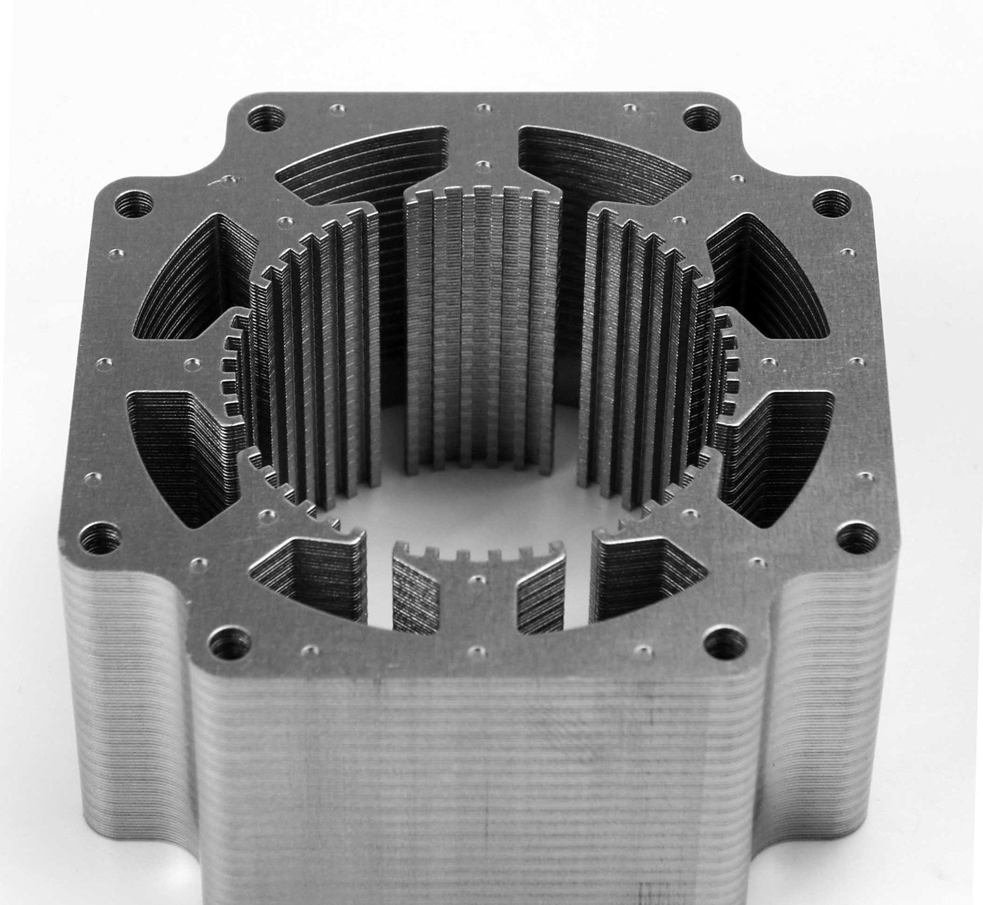 马达铁芯尺寸如何测量?不同尺寸使用到不同测量设备