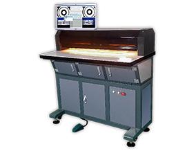 PCB菲林涨缩分类检查机/一次元测量仪/双影像PCB菲林测量仪