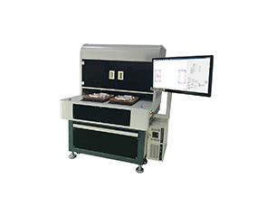 双工位平面度测量机/双工位共面度测量仪/3D玻璃折弯高度及平面度测量机