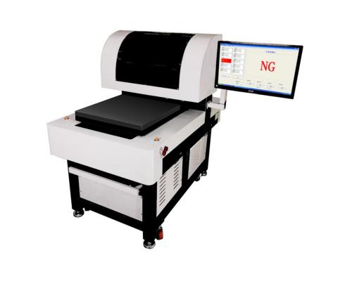 单激光平面度测量仪