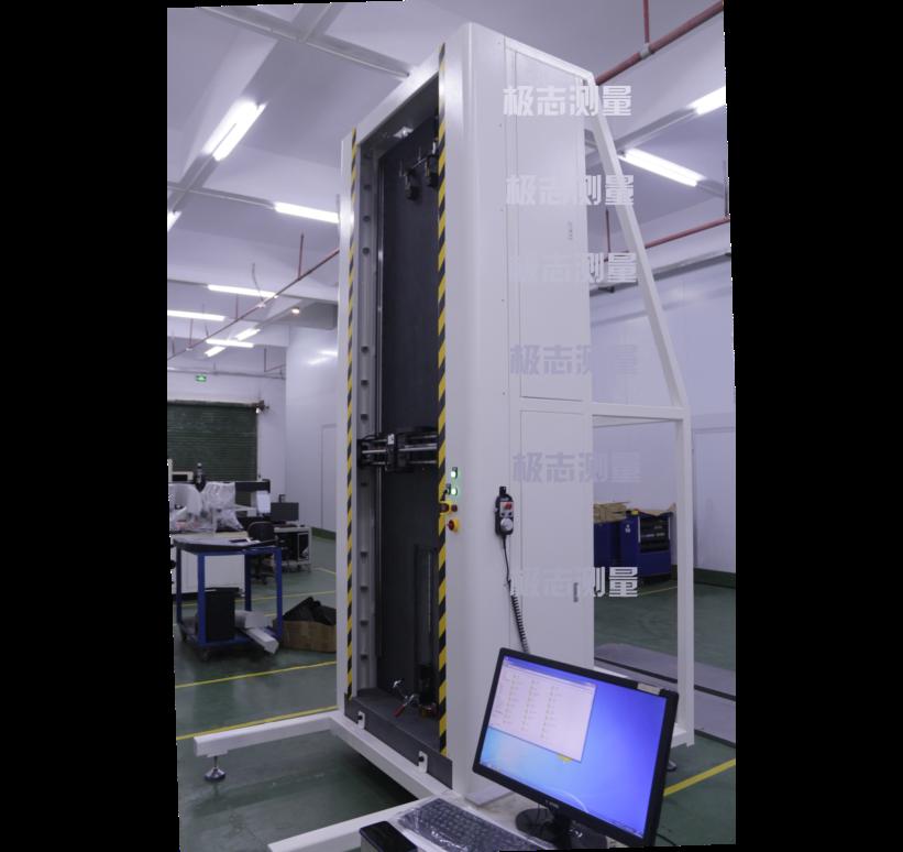 电梯门板平面度测量机/金属门板平面度测量仪