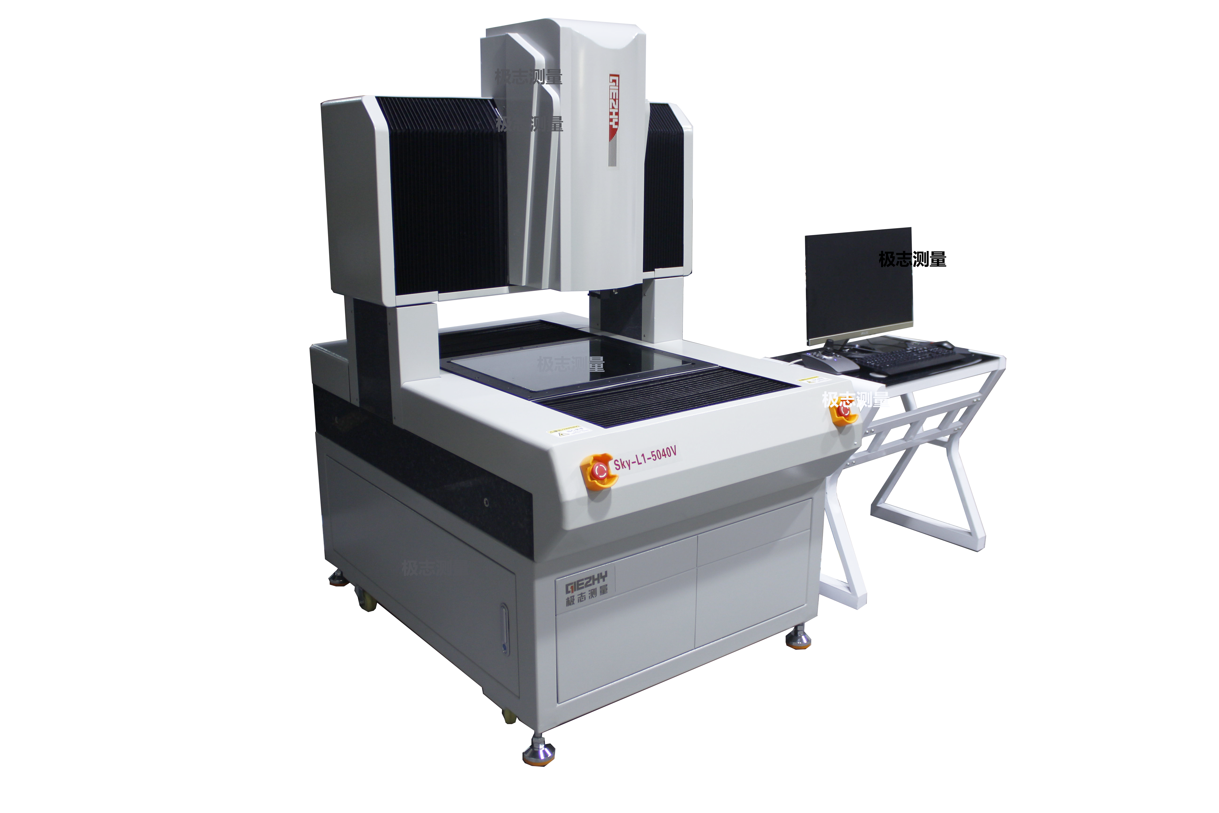 双极板激光测量机